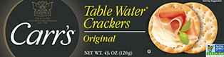 Carr's® Table Water® Crackers